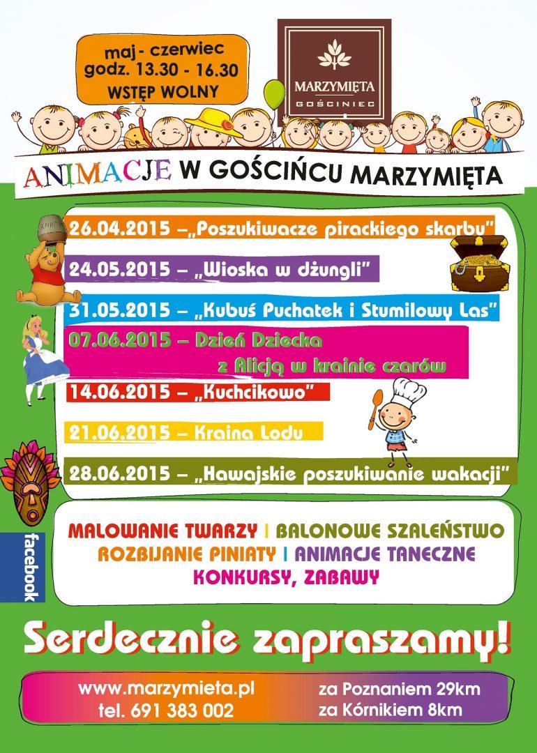 Animacje W Gościńcu Marzymięta - Danimatoring.pl zdjęcie nr 1