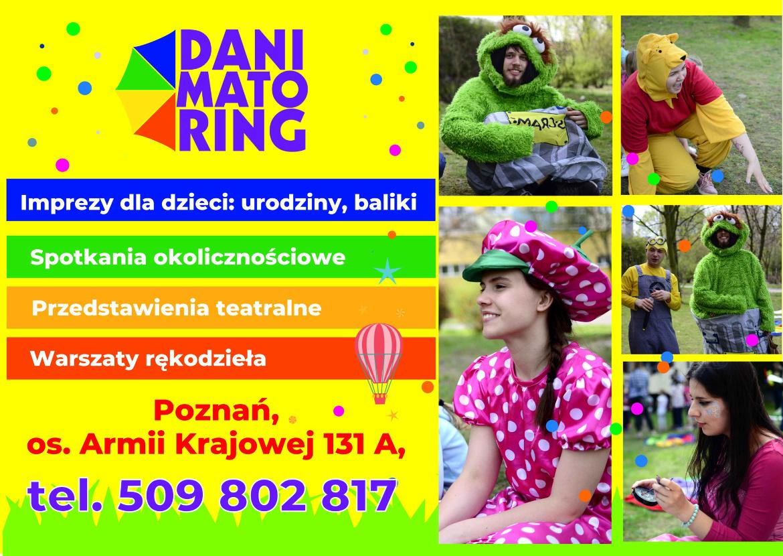 Letnie Warsztaty Danimatoring - Danimatoring.pl zdjęcie nr 2