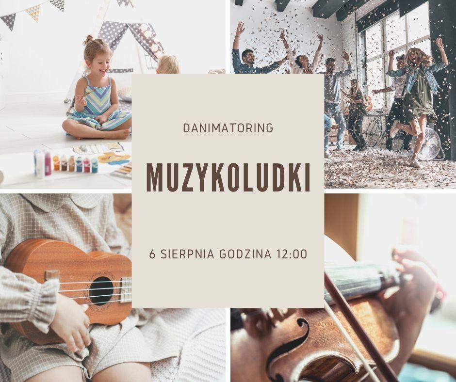 Muzykoludki - Nowe Zajęcia Umuzykalniające Dla Maluchów - Danimatoring.pl zdjęcie nr 1