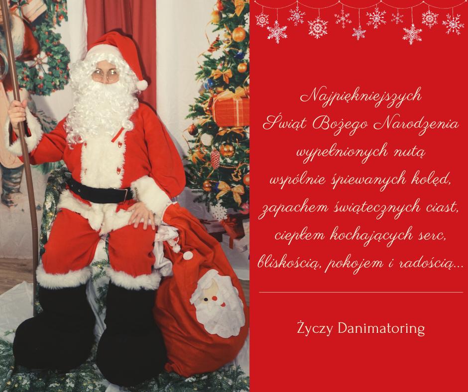 Życzenia Świąteczne - Danimatoring.pl zdjęcie nr 1