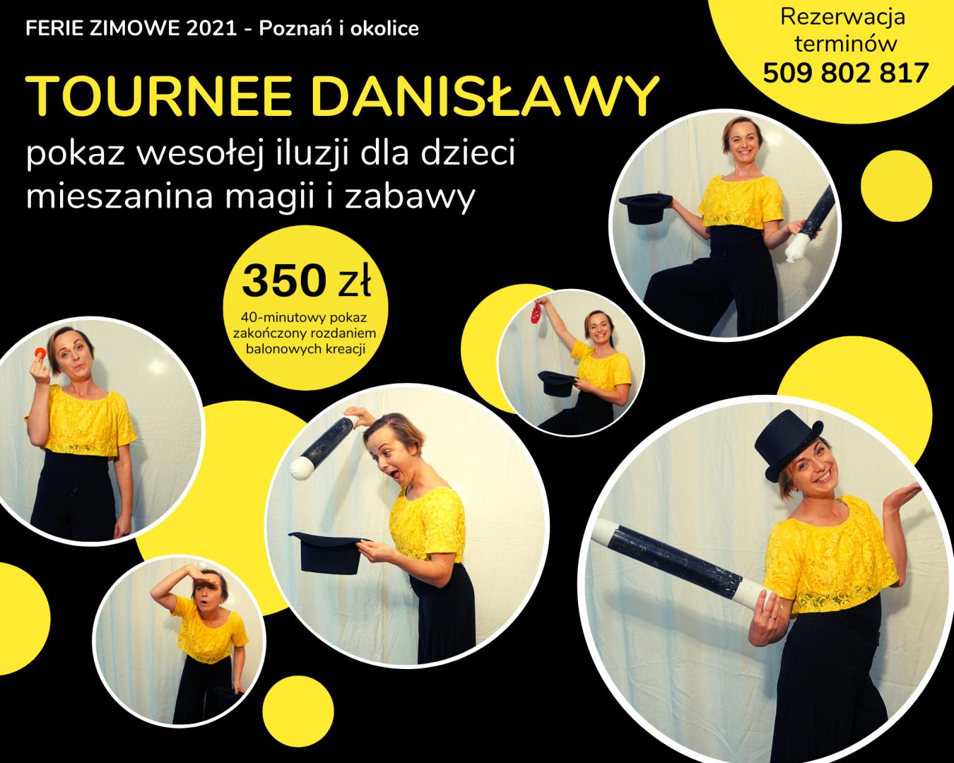 Pokazy Wesołej Iluzji - Danimatoring.pl zdjęcie nr 4