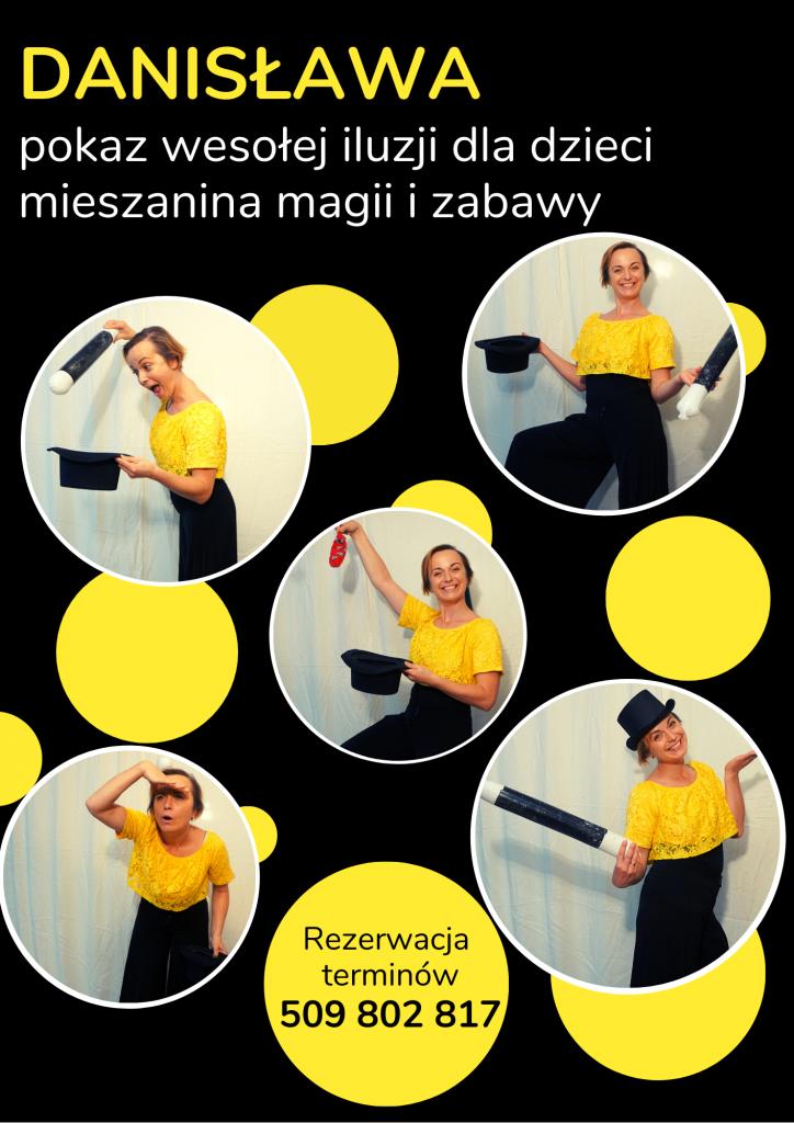 Pokazy Magii Dla Dzieci - Poznań | Danimatoring zdjęcie nr 1