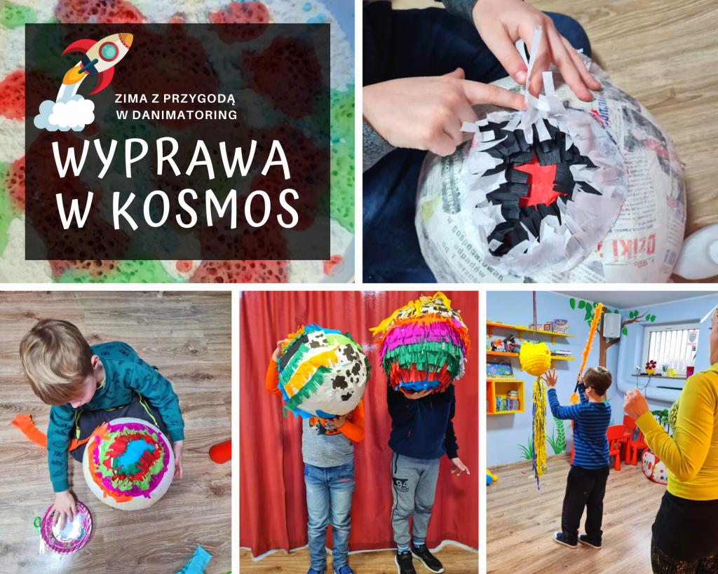 Warsztaty Wakacyjne Dla Dzieci - Lato 2021 - Poznań Rataje - Danimatoring zdjęcie nr 1