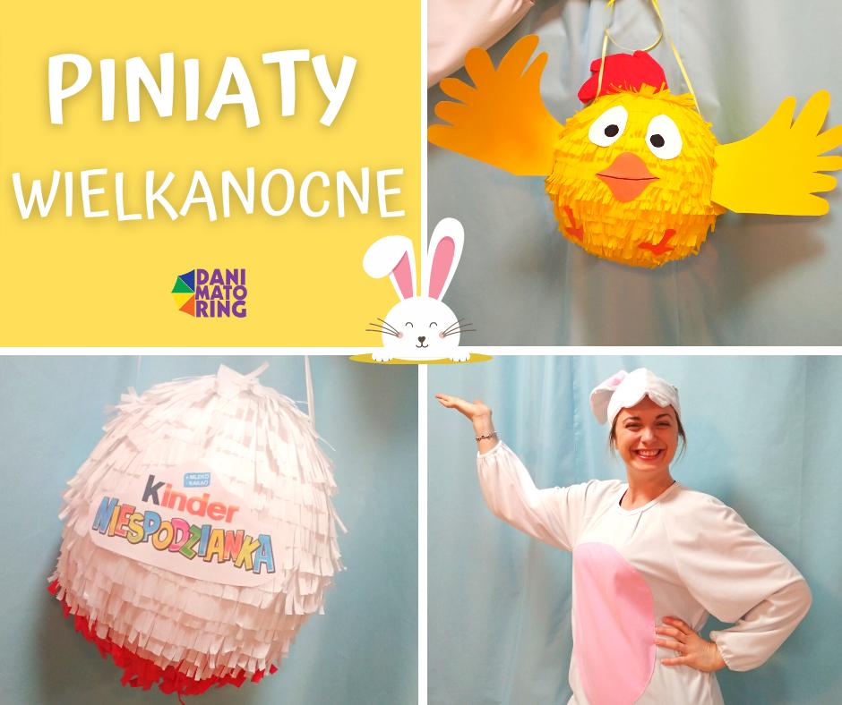 Piniaty Na Wielkanoc - Danimatoring.pl zdjęcie nr 1