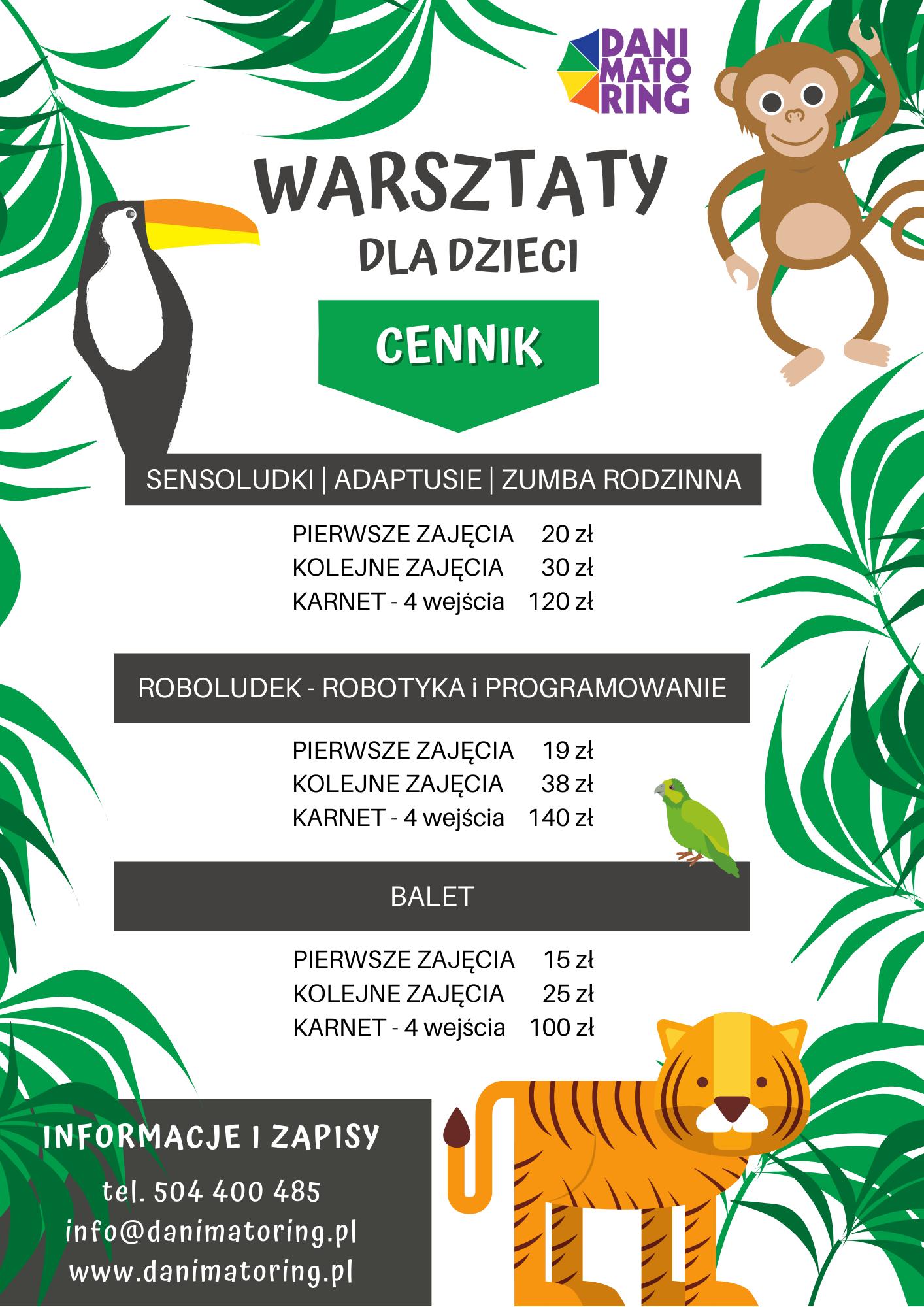 Zajęcia, Warsztaty Dla Dzieci - Poznań zdjęcie nr 3